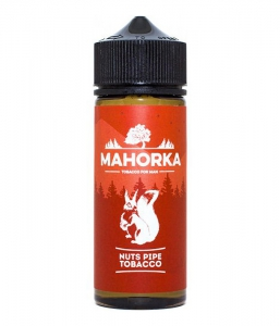 Жидкость Mahorka Red - Nuts Pipe Tobacco
