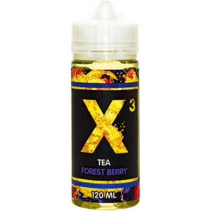 Жидкость X-3 TEA (120 ml) - Forest Berry