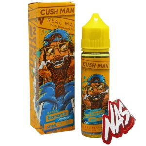 Nasty Juice Cush Man - Banana