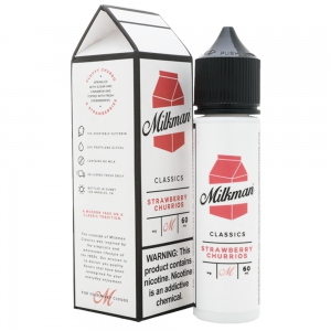 Жидкость The Milkman (60 ml) USA - Strawberry Churrios