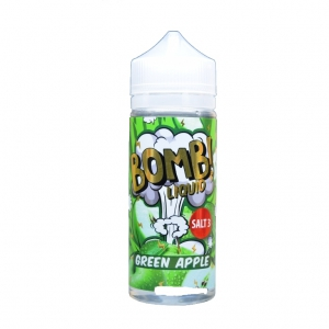 Cotton Candy Bomb -  Green Apple