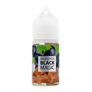 Жидкость Ice Paradise Salt Black Magic