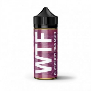 Жидкость WTF (100ml) Blueberry cinnabun