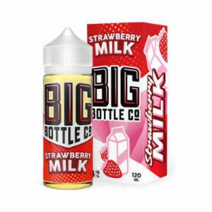 Strawberry Milk - Big Bottle Co.