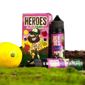 Heroes — FruitFarm 60ml+60ml