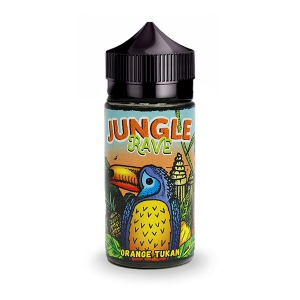 Jungle Rave - Orange Tukan