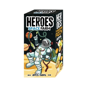 Heroes — SpaceFarm, 60ml+60ml