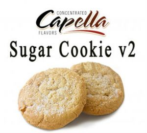 Ароматизатор Capella Sugar Cookie V2