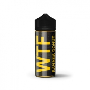 Жидкость WTF (100 ml) Banana Donut