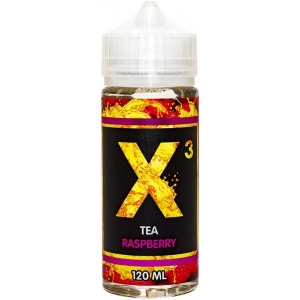 Жидкость X-3 TEA (120 ml) - Raspberry