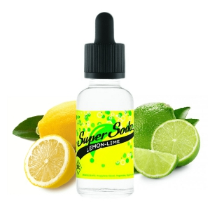 Super Soda (120ml) Lemon Lime