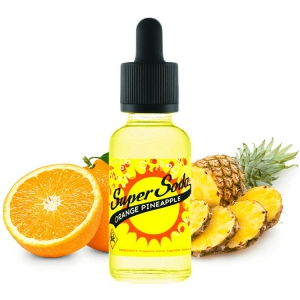 Super Soda (120ml) Orange Pineapple