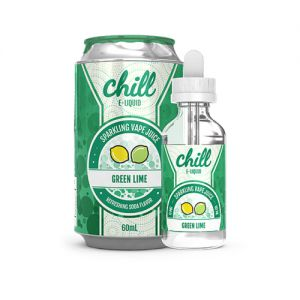 Chill 60ml — Green Lime