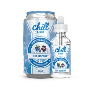 Chill 60ml — Blue Raspberry