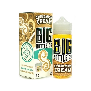 Жидкость Big Bottle - Cinnamon Cream