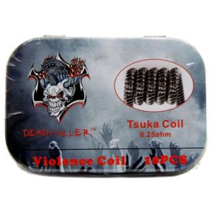 Demon Killer Tsuka Coil Kanthal A1