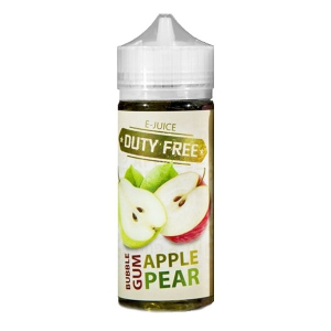Duty Free Juice White  - BubbleGum Apple Pear