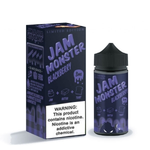 Jam Monster Salt (клон) - Blackberry