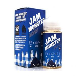 Жидкость Jam Monster Blueberry 100 мл (клон)