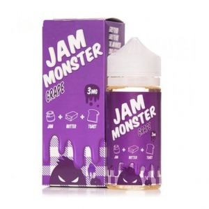Жидкость Jam Monster Grape 100 мл (клон)