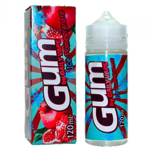 GUM — Ice Pomegranate