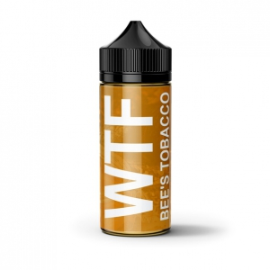 Жидкость WTF (100ml) Bee's tobacco