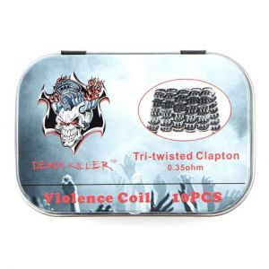Demon Killer Tri-twisted Clapton