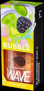 Жидкость Smoke Kitchen - Snow Wave - Bubble 100 ml