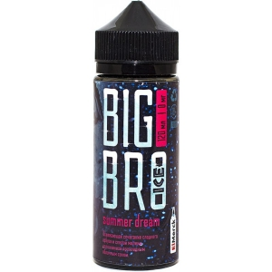 Жидкость Big Bro ICE (120 ml) - Summer Dream