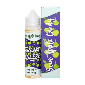 FREAKY SQUEEZE — Sour Apple Candy