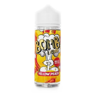Cotton Candy Bomb - Yellow Peach