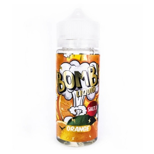 Cotton Candy Bomb - Orange