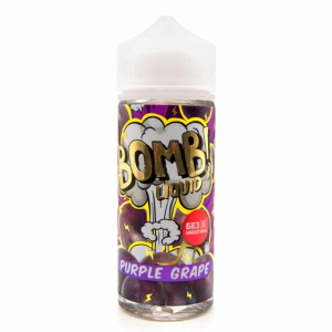 Cotton Candy Bomb - Purple Grape