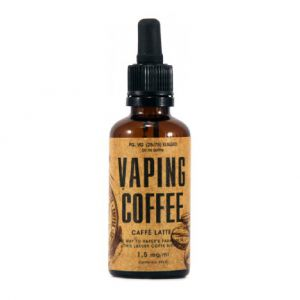 Жидкость Vaping Coffee Caffe Latte купить за 199 р.