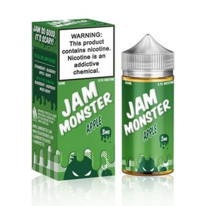 Jam Monster Salt (клон) - Apple