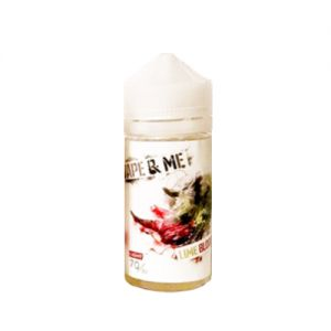 VAPE&ME — Lime Blood 100ml
