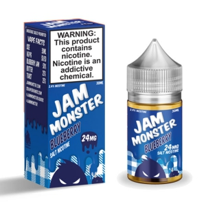 Jam Monster Salt (клон) - Blueberry