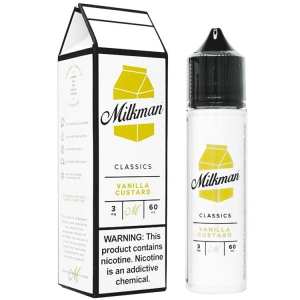 Жидкость The Milkman (60 ml) USA - Vanilla Custard