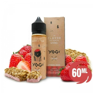 Yogi - Strawberry Granola