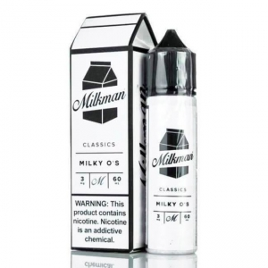 Жидкость The Milkman (60 ml) USA - Milky'Os