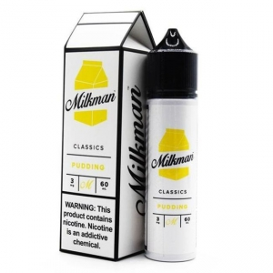 Жидкость The Milkman (60 ml) USA - Pudding