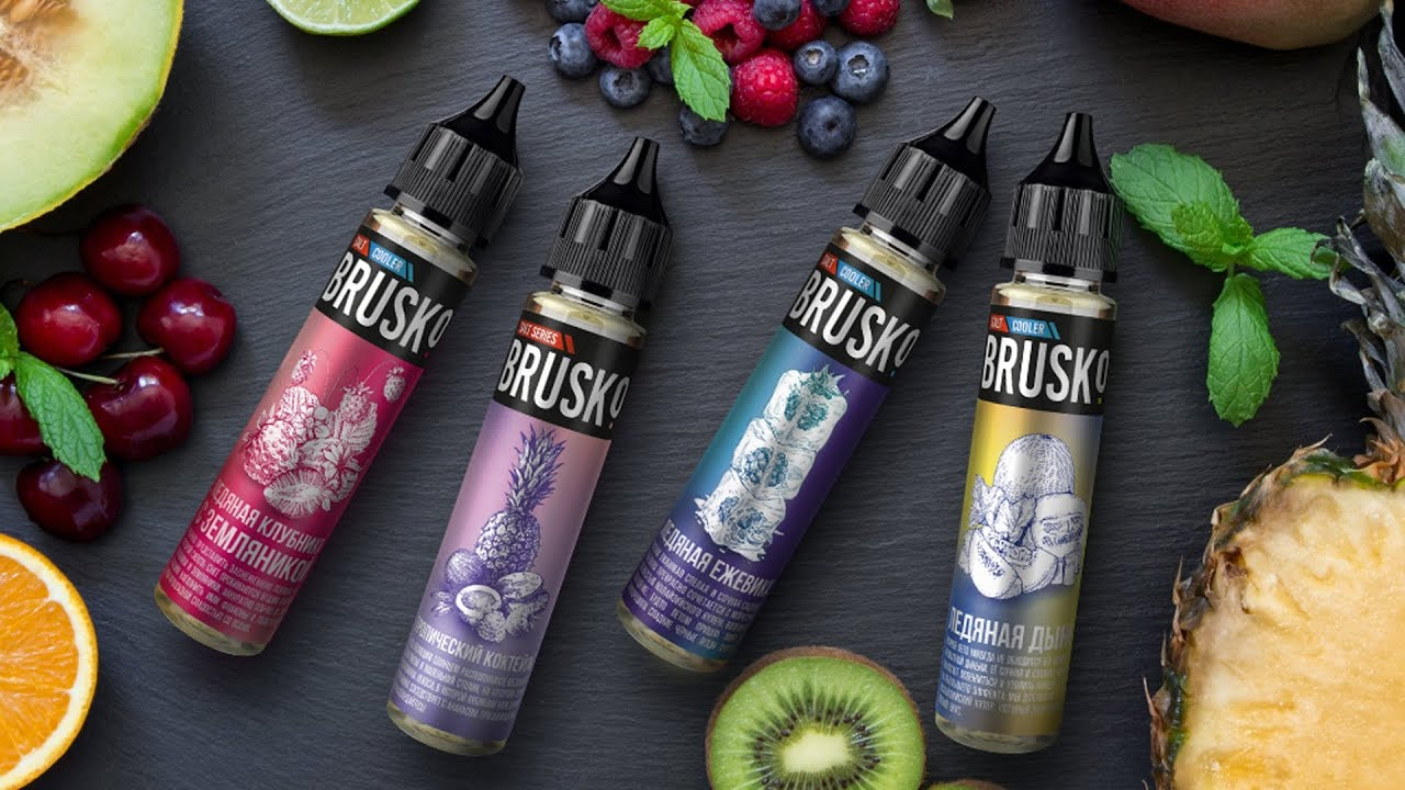 Brusko Salt (30 ml)
