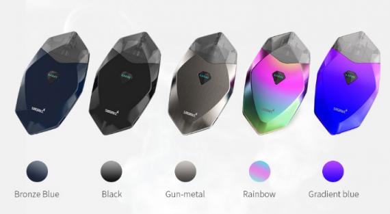 Karat Electronic Cigarette Colors
