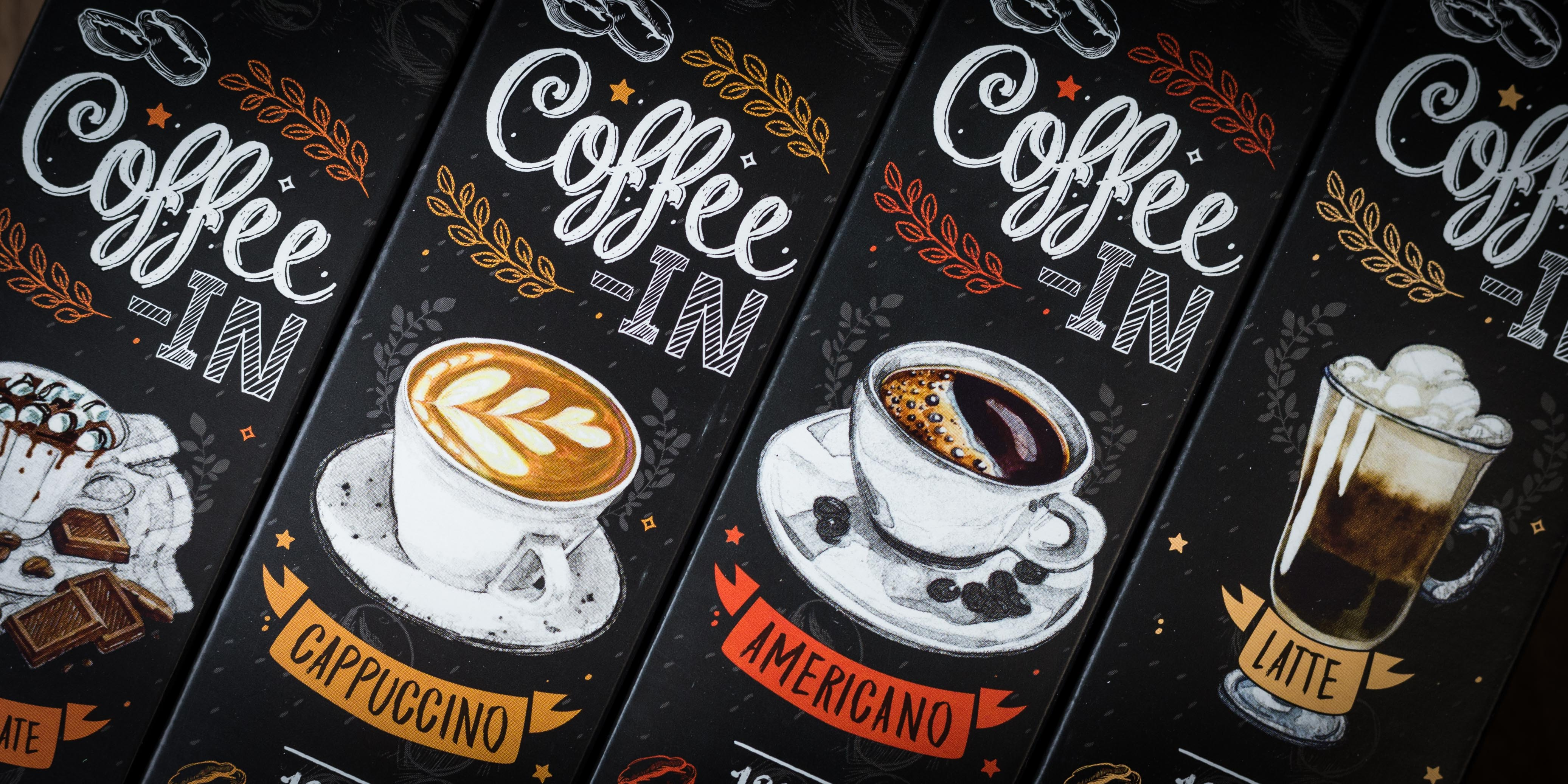 Жидкость Coffee-In - Americano