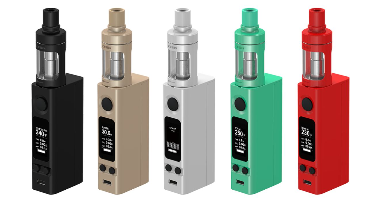 Набор Joyetech eVic VTC Mini with CUBIS 75W