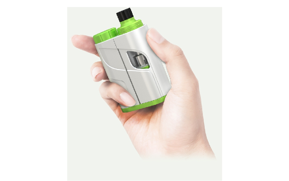 Eleaf iKonn Total with ELLO mini